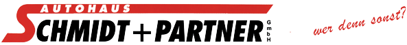 Logo von Autohaus Schmidt + Partner GmbH
